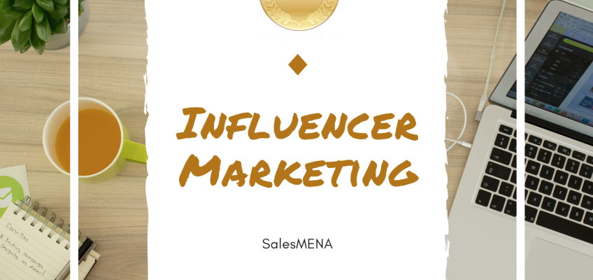 SalesMENA Brand awarness influencer marketing