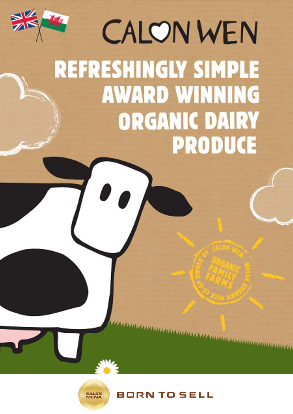 Calon Wen Organic Dairy Produce Ltd
