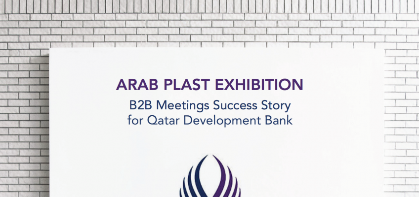 B2B arab blast exhibition