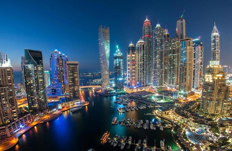 Dubai mena city