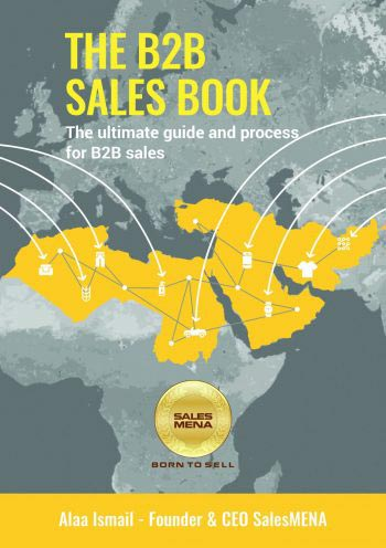SalesMena b2b sales book