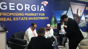 investors visitors at georgia area zone