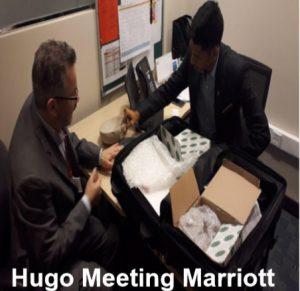 hugo meeting marriott