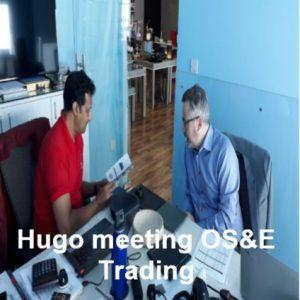 hugo meeting os & e trading