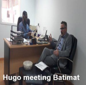 hugo meeting batimat