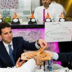 Vanvitelli Food Gourmet partners and pizza