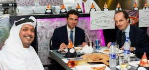 Vanvitelli Food Gourmet partners with pizza
