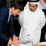 Vanvitelli Food Gourmet partnership agreement