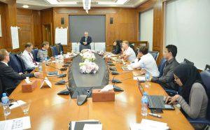 B2B meeting Sport Leasure