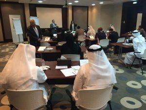 Sport Leasure B2B training meeting