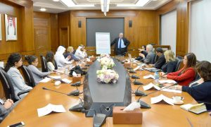 UAE international think tank meeting