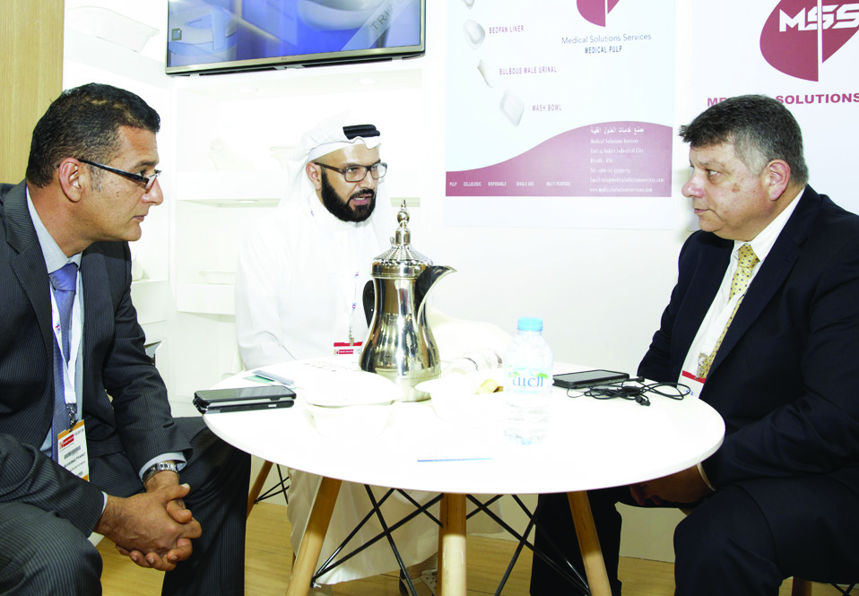 B2B arab health exhibition