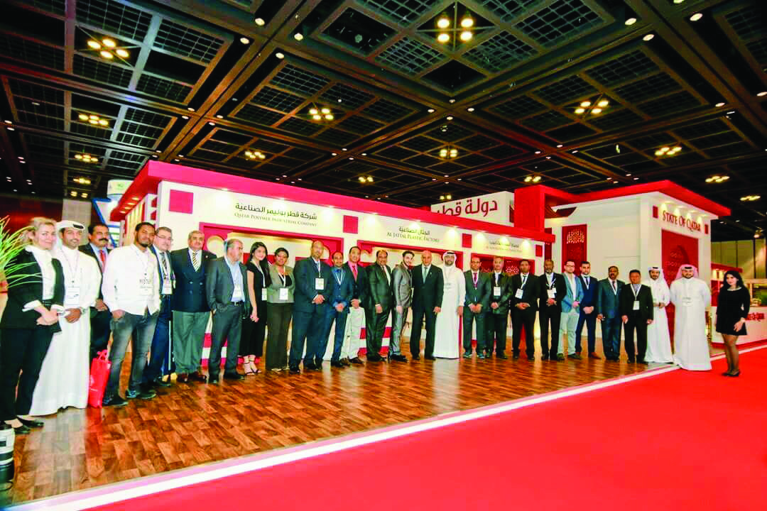 B2B arab plast exhibition