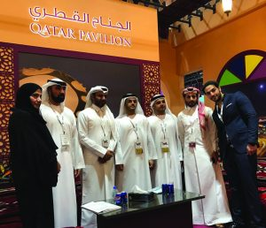 Middle East Electricity Exhibition qatari investments venue