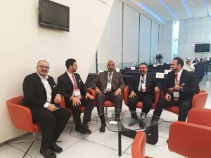 event for Middle East Electricity Exhibition