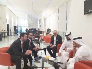 VIP buyers Middle East Electricity Exhibition
