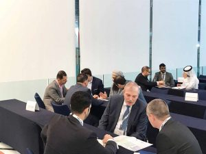 Middle East Electricity Exhibition VIP buyers