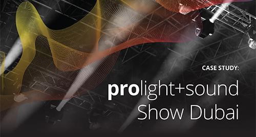 Marketing solutions prolight and sound
