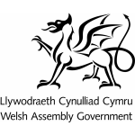 Welsh government dragon