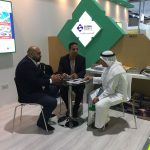 Mr Kamel of Al Shoumoukh meeting Sigma Paints