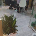 mr memenon meeting tahweel with plumbing system
