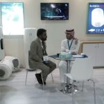mr.moqeem moqeem meeting meeting saudi with ceramics pipe