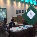 ray ghazanfar meeting with al esra aluminum
