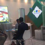 Ray Ghazanfar meeting Al Joaib Plastic Packing Factory