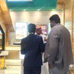 ray ghazanfar met sultan zaud al hussain wooden houses factory