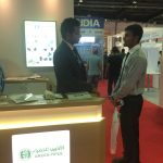 Shaikh naveed of Al Shoumoukh meeting Green Pipes