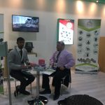 Shaikh naveed of Al shoumoukh meeting Riyadh Foundry